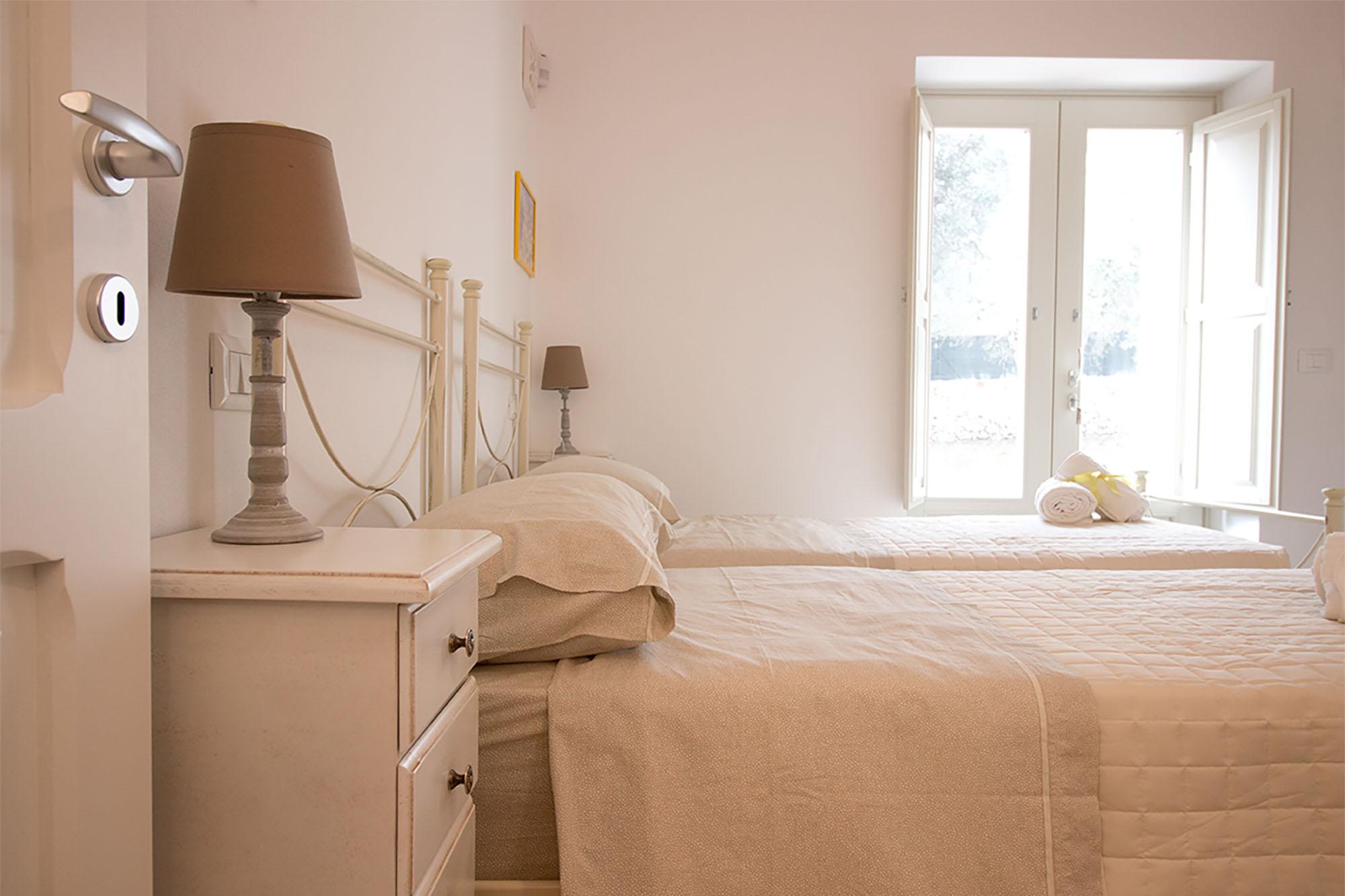 Camera da letto Casa Maria Grazia