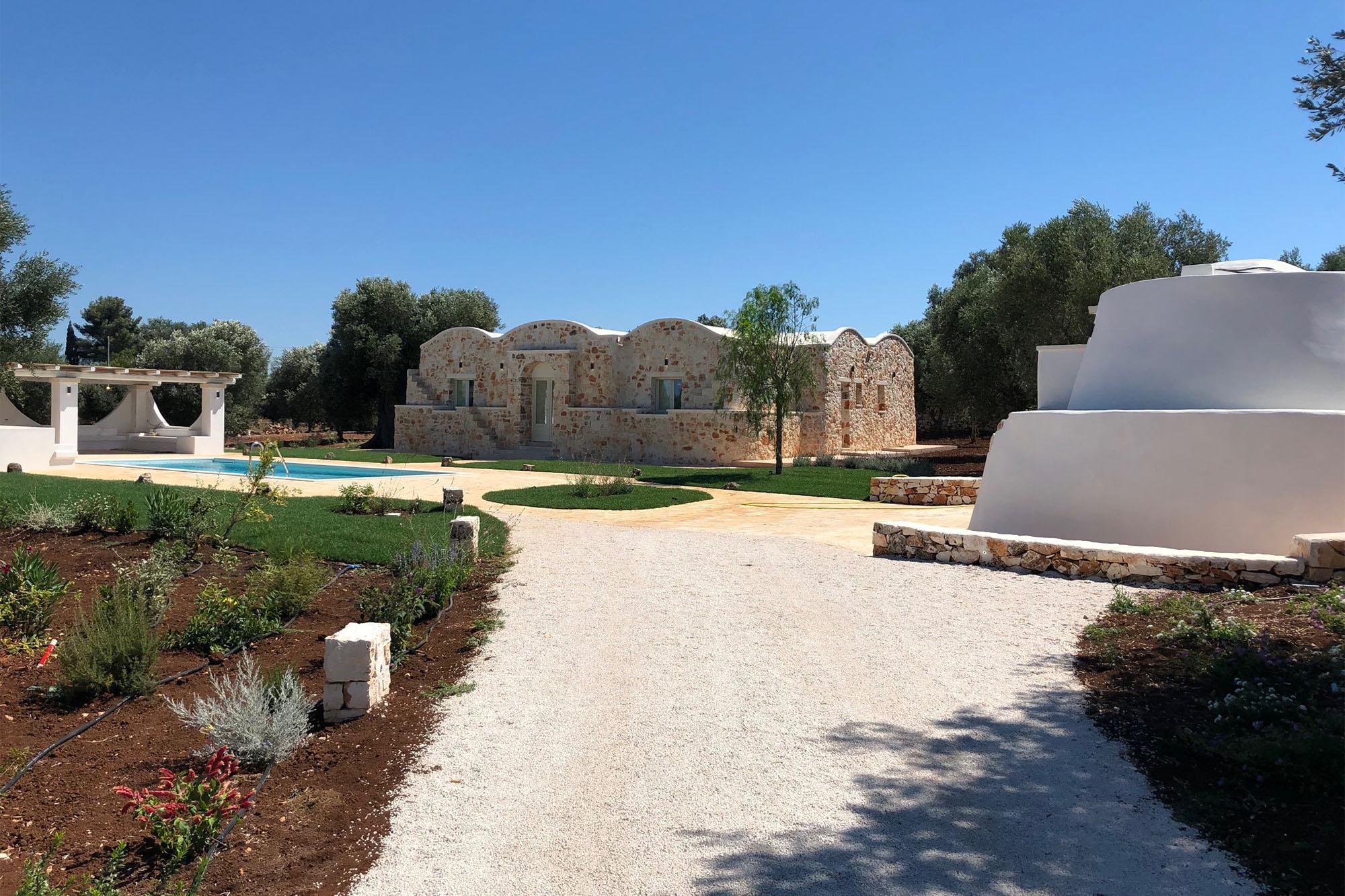 Esterno Casa Maria Grazia
