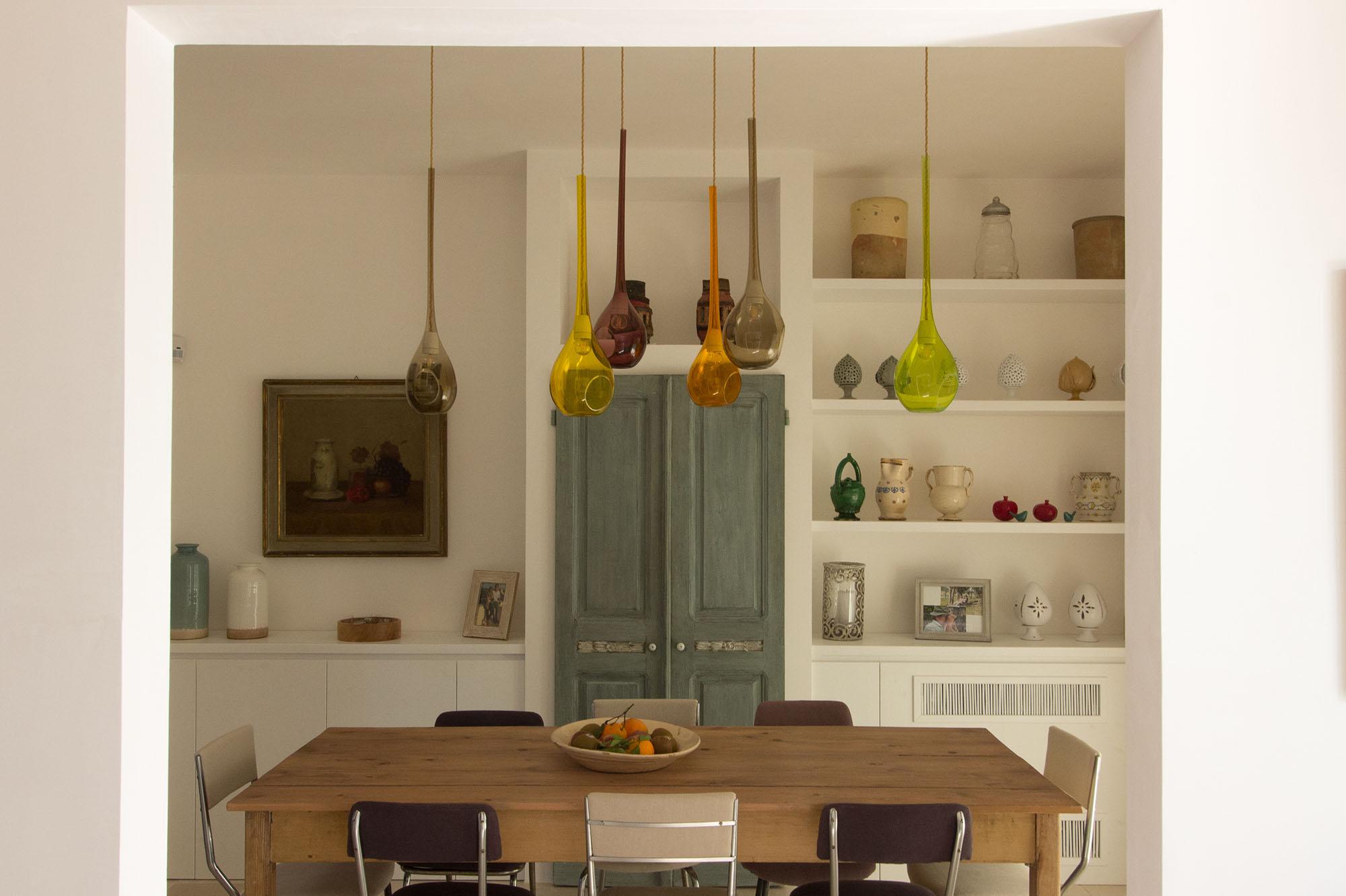 Sala da pranzo - Casa Ugo