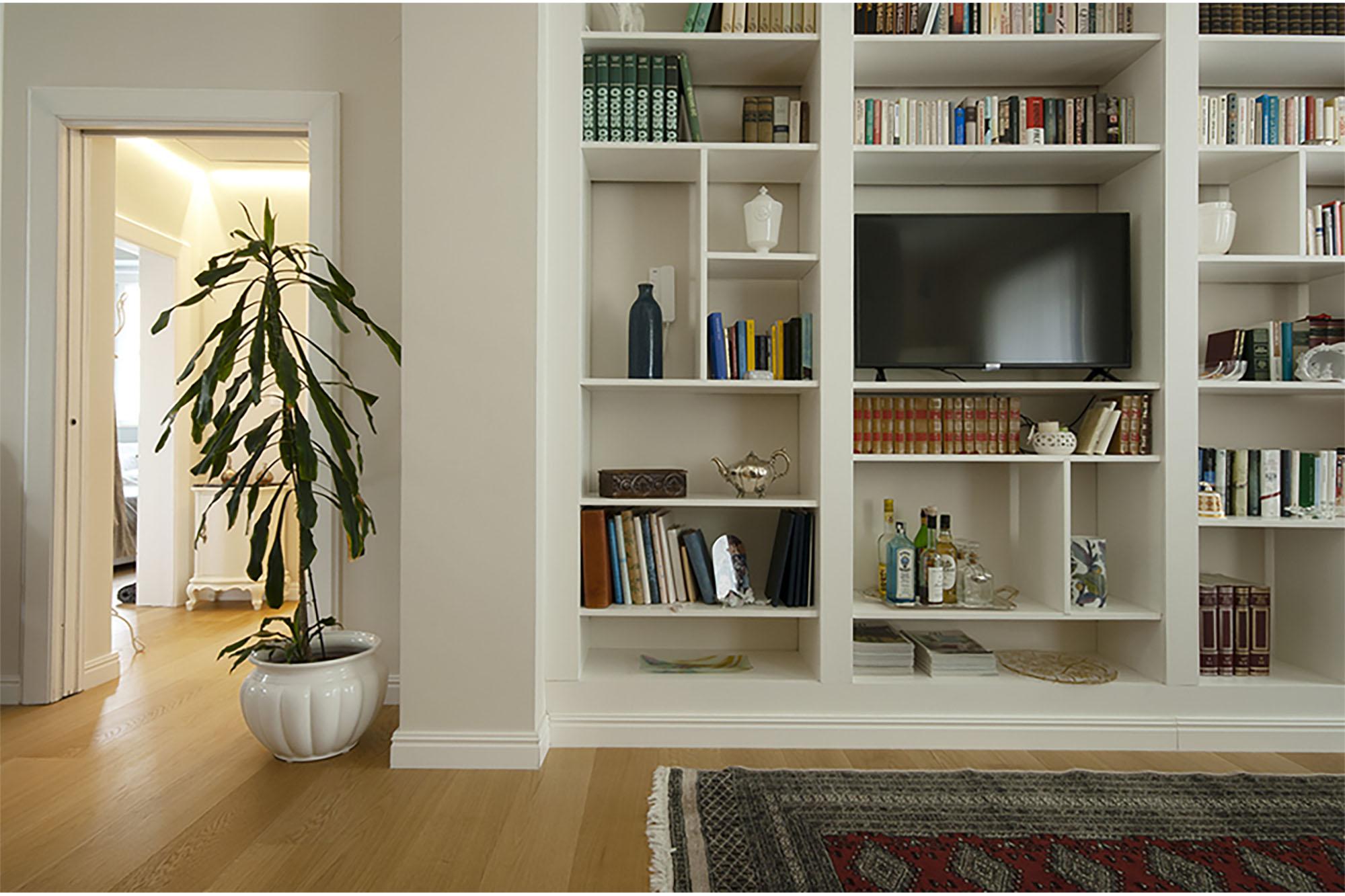 Libreria - Casa Rossella e Raffaele