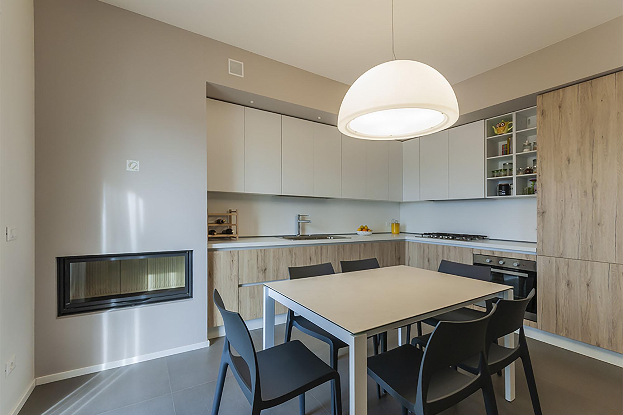 Cucina - Casa Barbara e Giulio